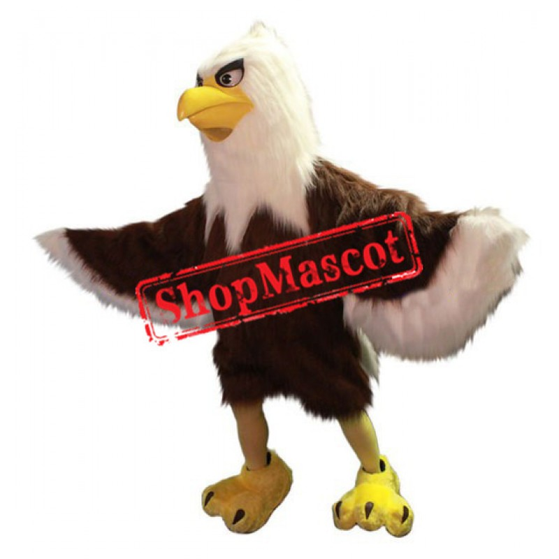High Quality Adult Eagle Mascot Costume