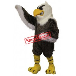 Luxury Plush Eagle Mascot Costume