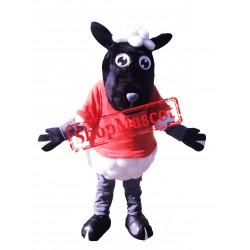 Super Cute Lightweight Sheep Mascot Costume