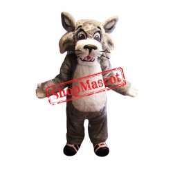 Super Cute Lightweight Wildcat Mascot Costume