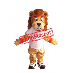 Excellent Quality Lion Mascot Costume
