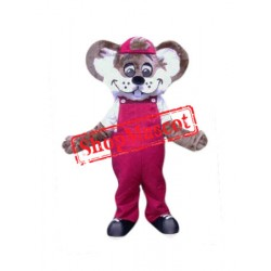 Super Cute Lightweight Mouse Mascot Costume