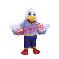 Super Cute Lightweight Seagull Mascot Costume