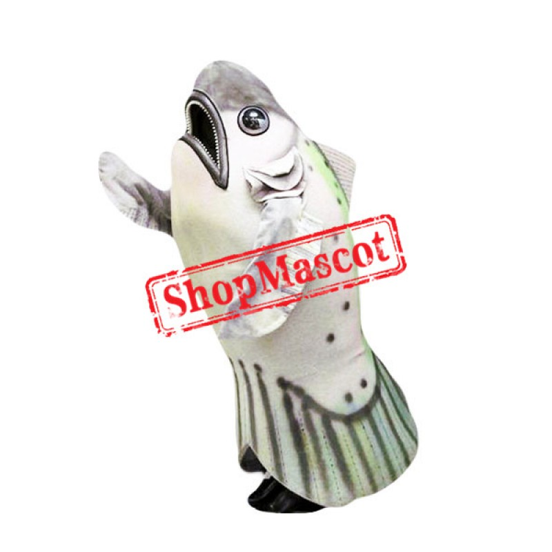 Top Quality Lightweight Fish Mascot Costume