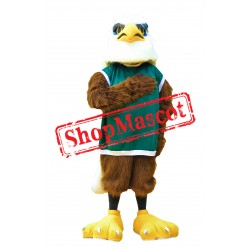 Sport Proud Eagle Mascot Costume