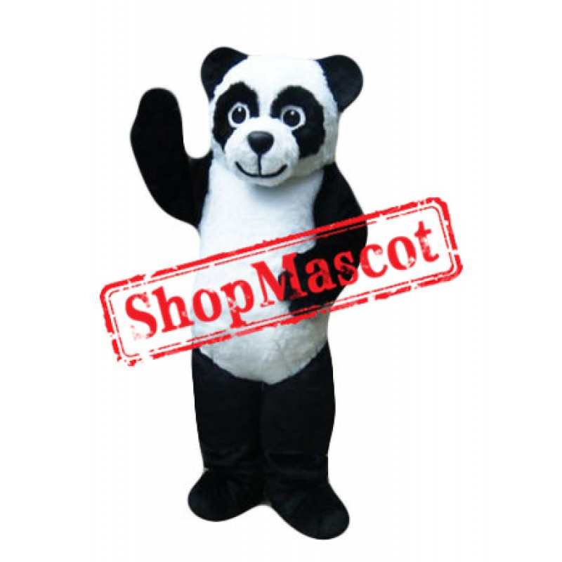 Friendly Lightweight Panda Mascot Costume