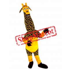 Cute Lightweight Giraffe Mascot Costume
