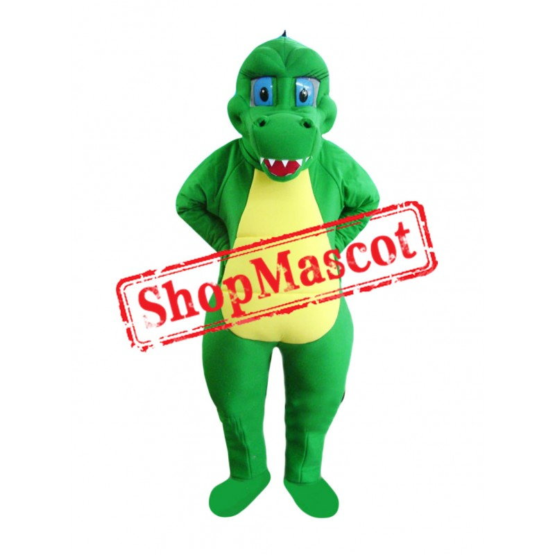 Brand New Crocodile Mascot Costume