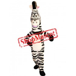 Best Quality Zebra Mascot Costume