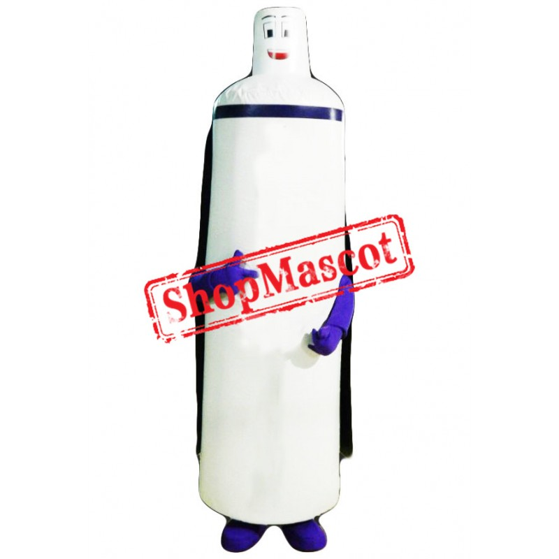Happy Toothpaste Mascot Costume