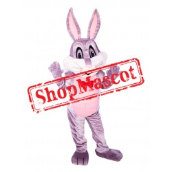 Super Cute Adult Rabbit Mascot Costume