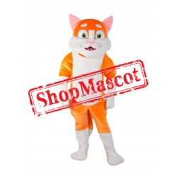 Nice Lightweight Cat Mascot Costume