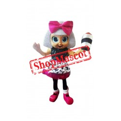 LOL Surprise Doll Giant Diva Doll Mascot Costume