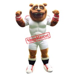 High Quality Sport Bulldog Mascot Costume