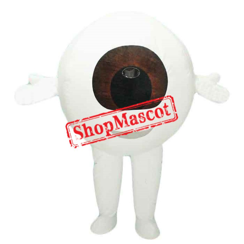Cheap Eyeball Mascot Costume