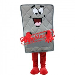 Happy Lightweight Mattress Mascot Costume