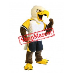 University Fierce Eagle Mascot Costume