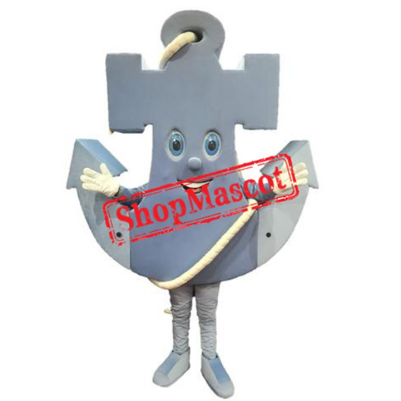 Anchor Mascot Costume