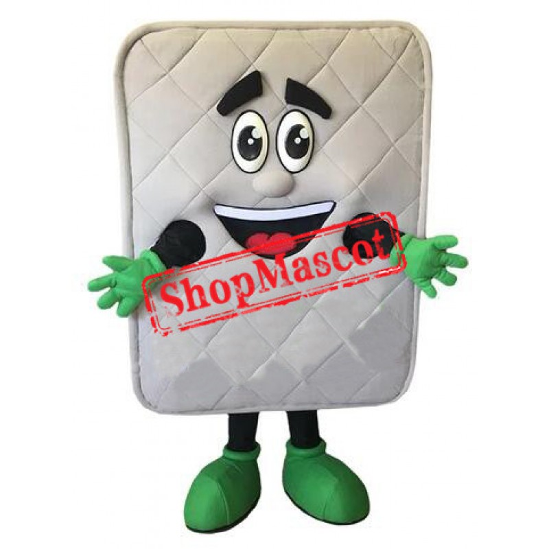Cute Lightweight Mattress Mascot Costume