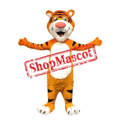 Super Cute Lightweight Tiger Mascot Costume