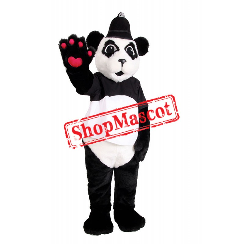 Lovely Lightweight Panda Mascot Costume