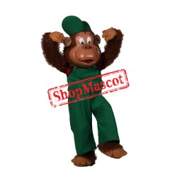 Super Cute Gorilla Mascot Costume