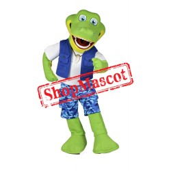 Cool Lightweight Crocodile Mascot Costume
