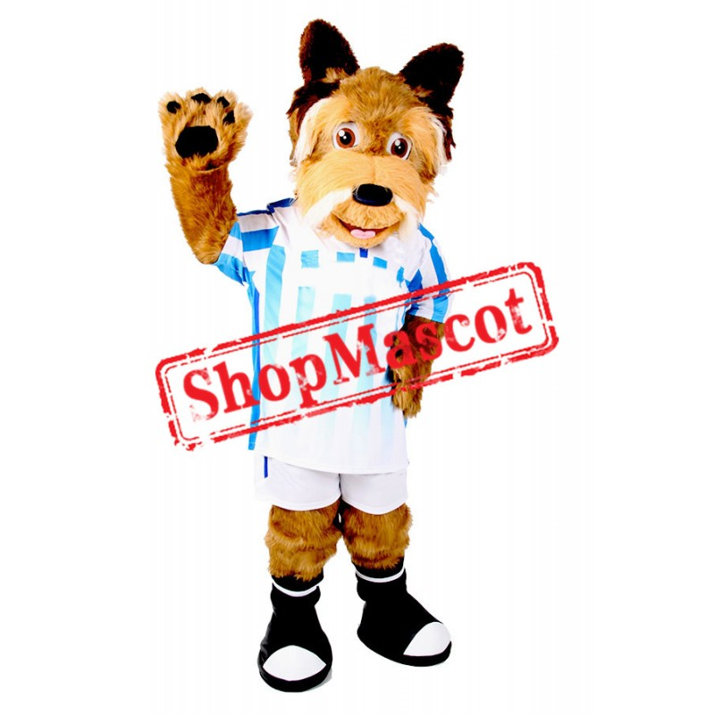 Sport Football Lightweight Dog Mascot Costume