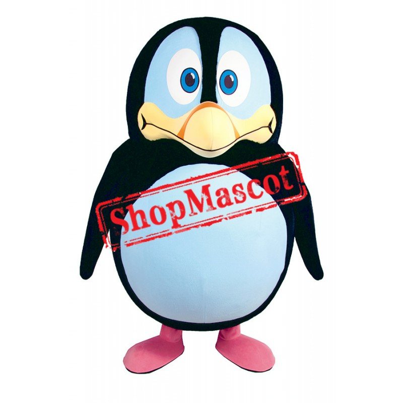Little Cute Lightweight Penguin Mascot Costume