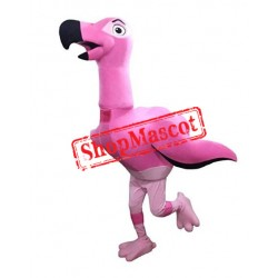 High Quality Flamingo Mascot Costume