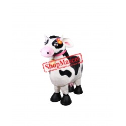 Pretty Cow Mascot Costume