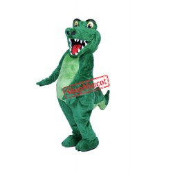 Lovely Lightweight Crocodile Mascot Costume