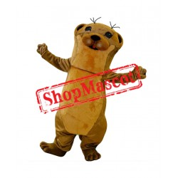 Super Cute Otter Mascot Costume