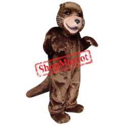 Top Quality Lightweight Otter Mascot Costume