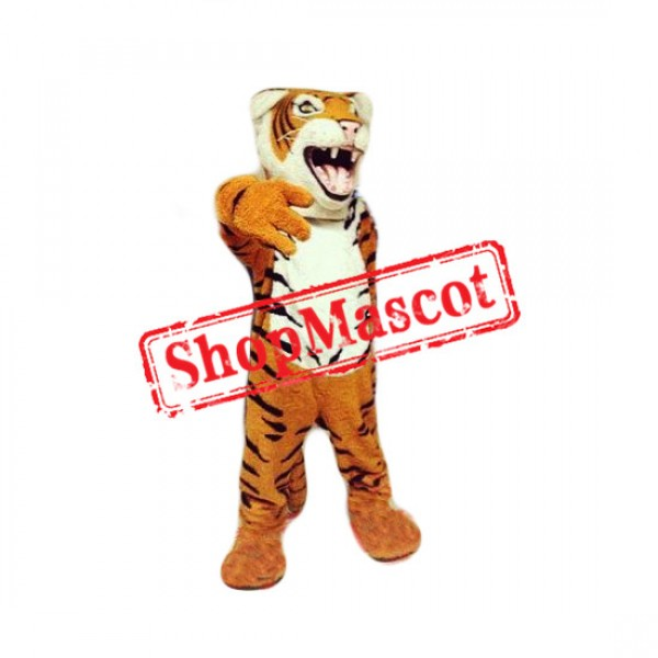 Top Quality Lightweight Tiger Mascot Costume For Adult