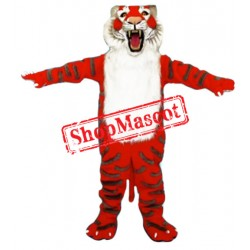 Professional Tiger Mascot Costume