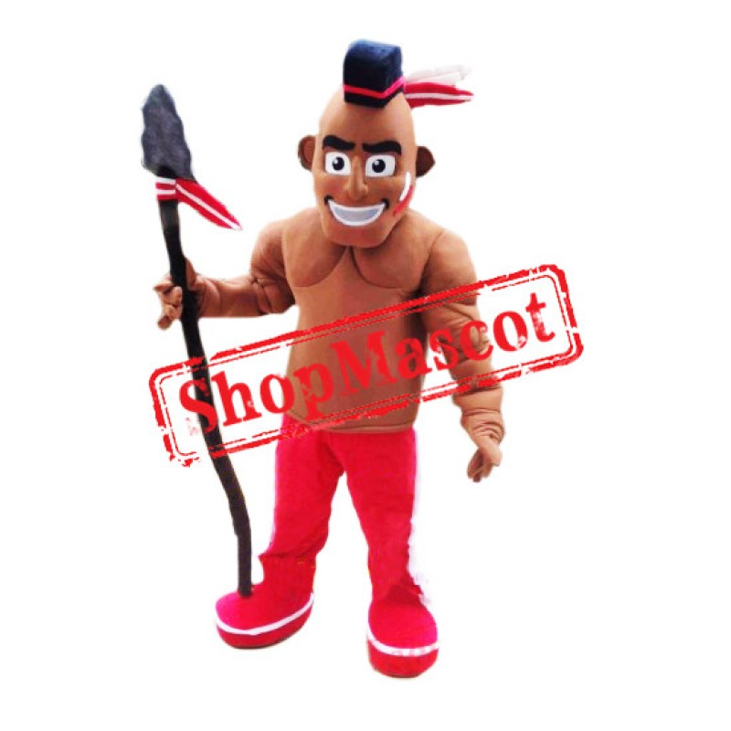 High Quality Indian Mascot Costume