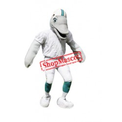 Sport Dolphin Mascot Costume Free Shipping