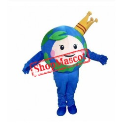 Cheap Earth Mascot Costume