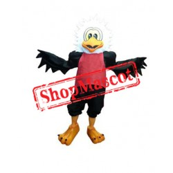 Super Cute Eagle Mascot Costume Free Shipping