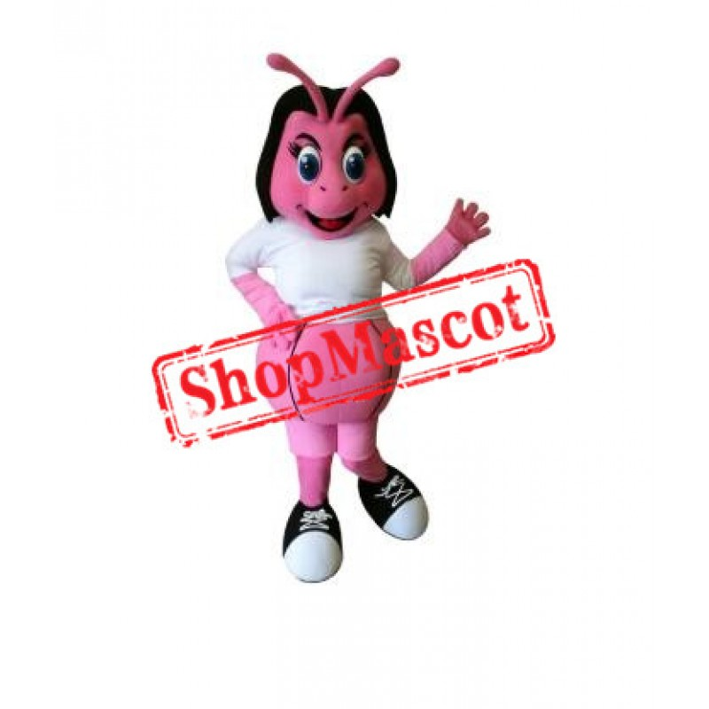 Ant Female Mascot Costume