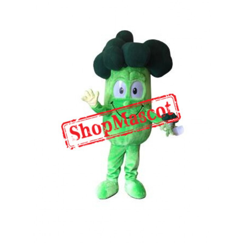 Top Quality Brocolli Mascot Costume
