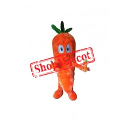 Top Quality Carrot Mascot Costume