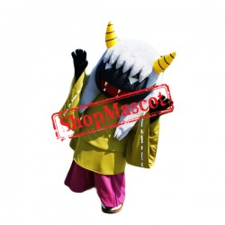 Demonic Monster Mascot Costume