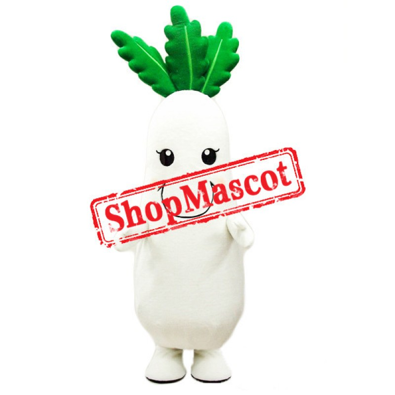 Cute Lightweight Vegetable Mascot Costume