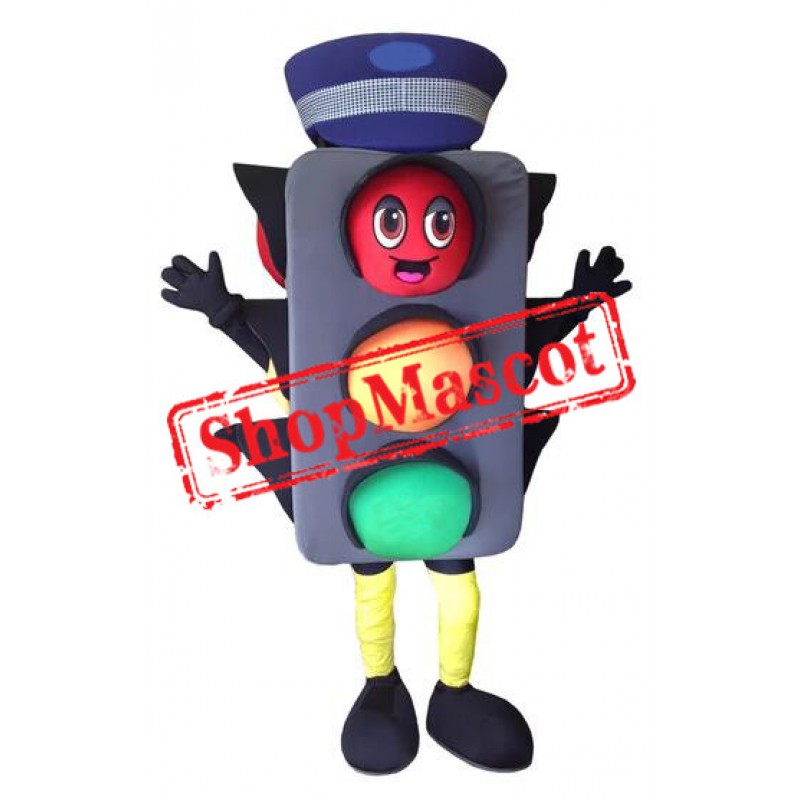 High Quality Traffic Mascot Costume