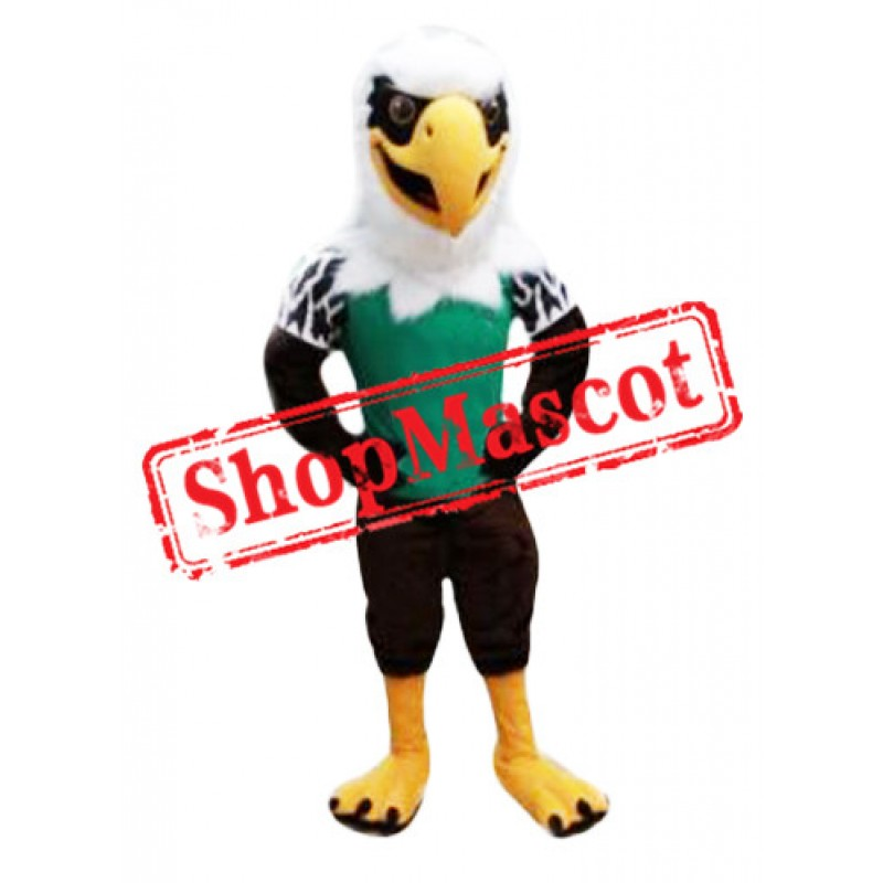 School Sport Lightweight Eagle Mascot Costume