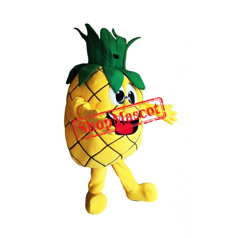 Top Quality Pineapple Mascot Costume