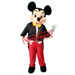 Best Quality Mickey Mouse Mascot Costume