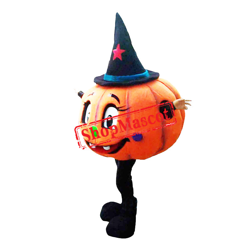 Best Quality Pumpkin Mascot Costume